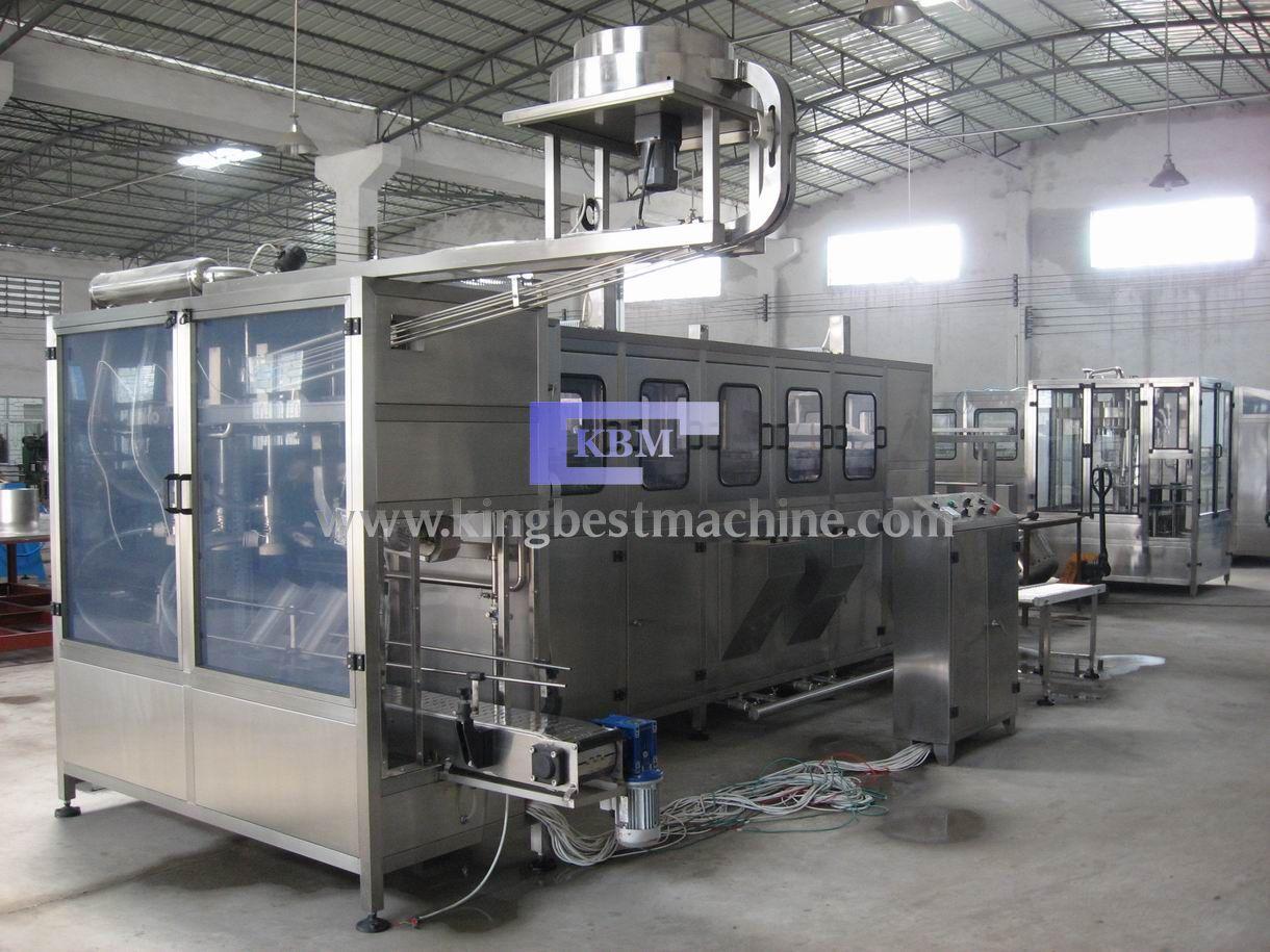 5 Gallon Barreled Water Filling Machine Suzhou King Best